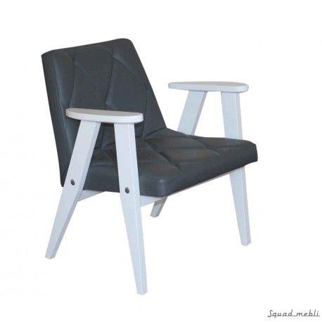 Symbol wzornictwa przemysłowego PRL. Fotel Chierowski 366 pierwotnie zaprojektowany został w 1962 roku przez doc. Józefa Mariana Chierowskiego w Dolnośląskiej Fabryce Mebli w Świebodzicach i był produkowany aż do połowy lat 80. #chierowski #366 #design #vintage #meble #furniture #armchair #fotel #60s #midecenturymodern #interiordesign #furnituredesign