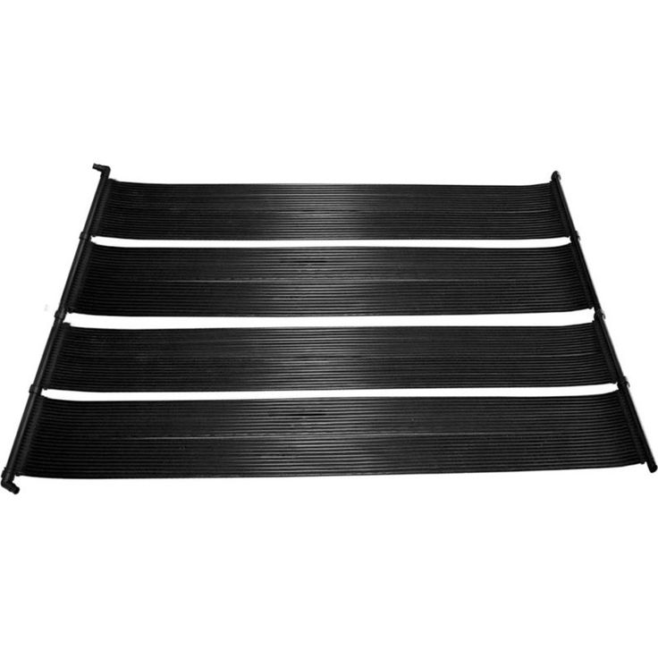 2x Pool Solar Heating Polyethylene Fabric Panels shopping, AU$228 plus shipping from MyDeal (price correct at 27/08/17)