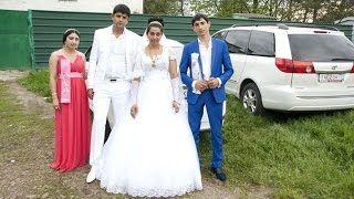 Смотреть онлайн видео Цыганская свадьба. Петя и Оля. 13 серия