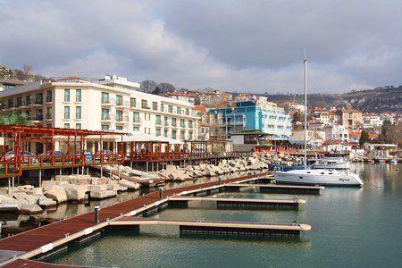 Balchik Harbour