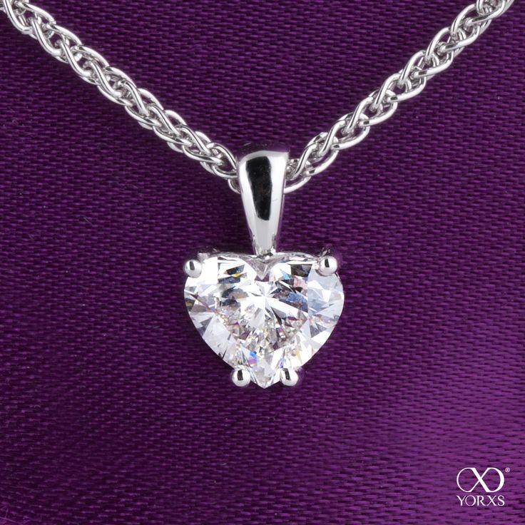 Diamantring herz  Die besten 25+ Diamant kette Ideen auf Pinterest | Diamantschmuck ...