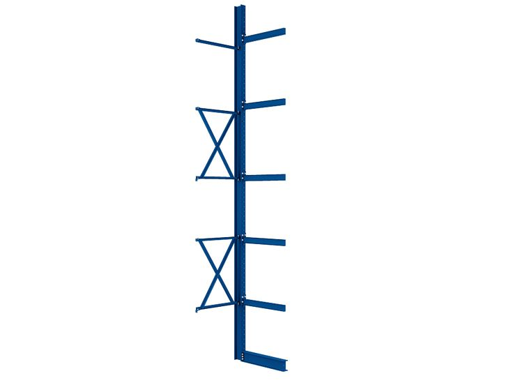 Cantilever Rack Super-Heavy Duty Single Sided Adder Kit 24' to 25'