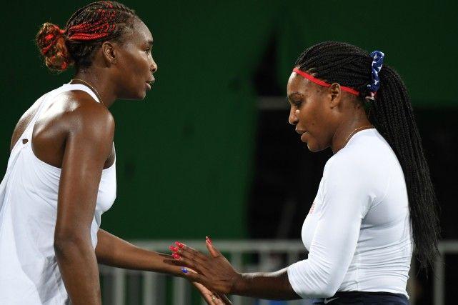 Venus et Serena Williams