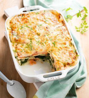 Kohlrabi-Mangold-Lasagne von Einfach Hausgemacht, Mein Magazin für Haus und Küche