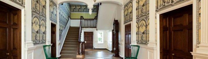 Gunston Manor Hallway