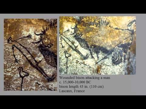 U series hookup of paleolithic art