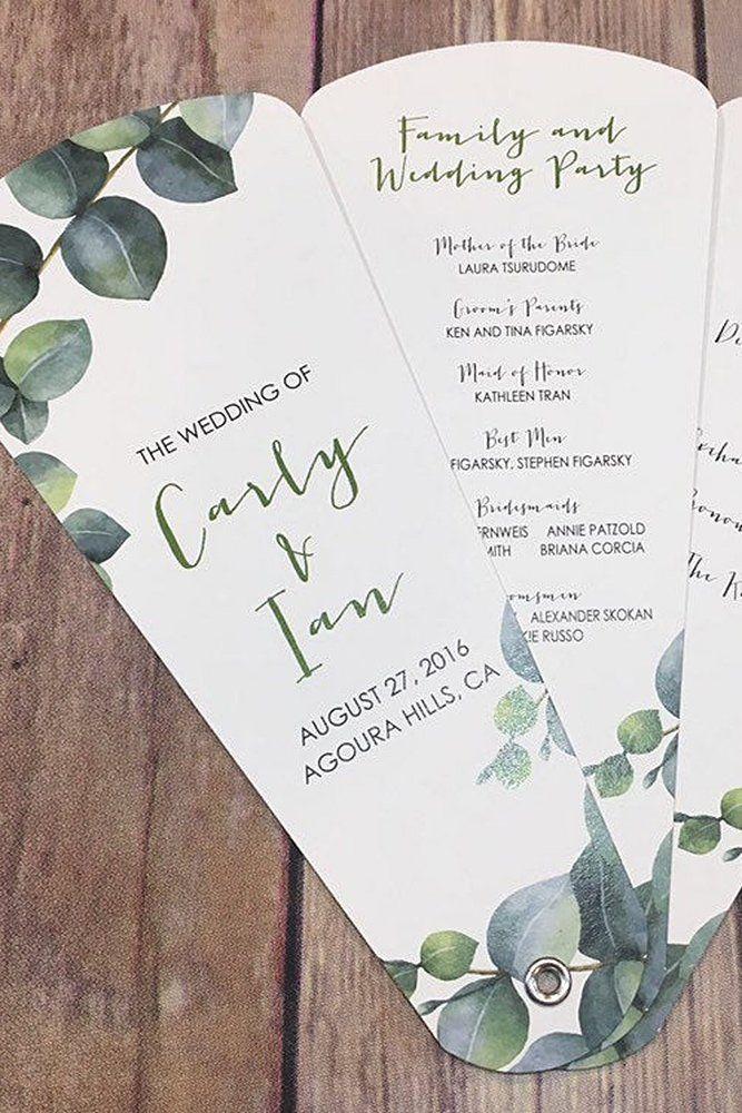 15 Best Cheap Wedding Programs Ideas Diy Tips Wedding Forward In 2020 Cheap Wedding Programs Diy Wedding Programs Wedding Programs