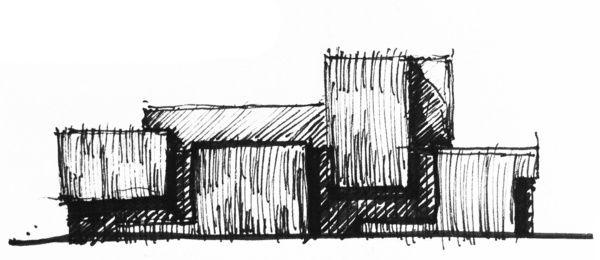 Architectiral Sketch
