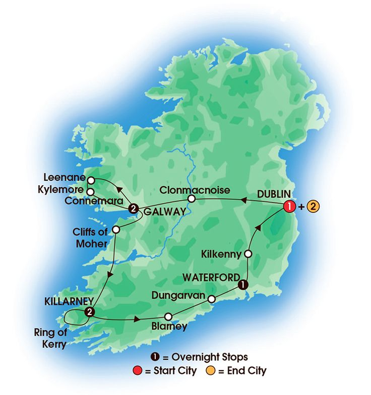 Chauffeur Irish Gold 9 Day Tour. Overnights: 1 Dublin, 2 Galway, 2 Killarney, 1 Waterford, 2 Dublin - See more at: http://www.cietours.com. #Chauffeur #privatedriver #chauffeurdrive #personaldriver #Ireland #Irish #independenttravel #prebooked #hotels #luxuryhotels #luxurytravel #travel #vacation #holiday #quality #castles