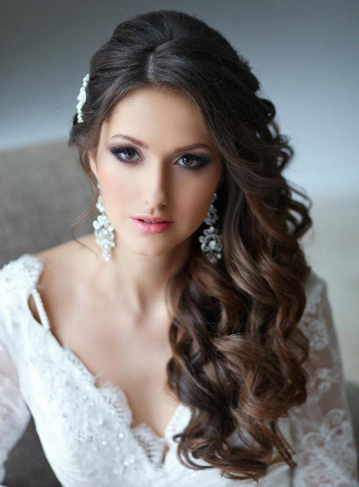 Зачіска нареченої з розпущенним волоссям додає легкості та, водночас, вишуканості образу нареченої... #jamwedding #зачіска_нареченої