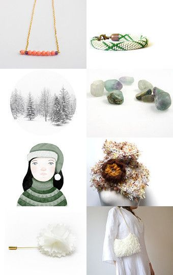 winter anticipation by Lisa P on Etsy--Pinned with TreasuryPin.com