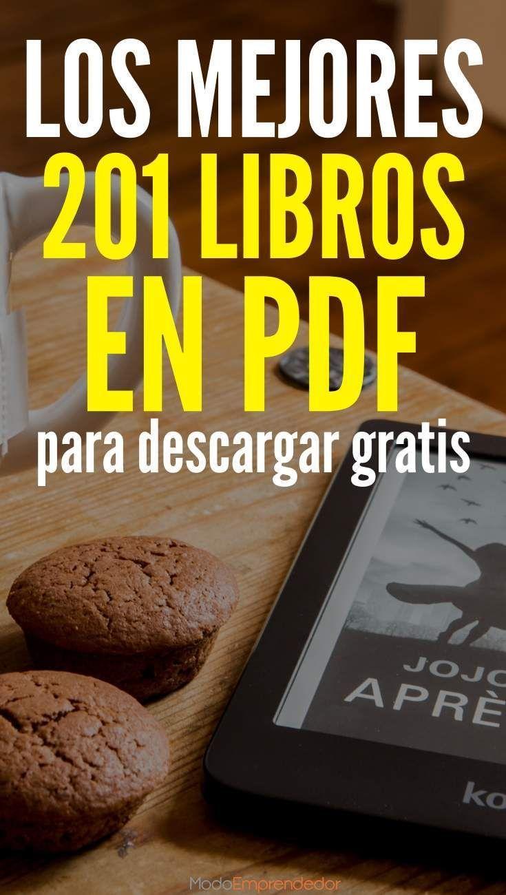 Modoemprendedor Libros Gratuitos Pdf Libros Mejores Libros Para Leer