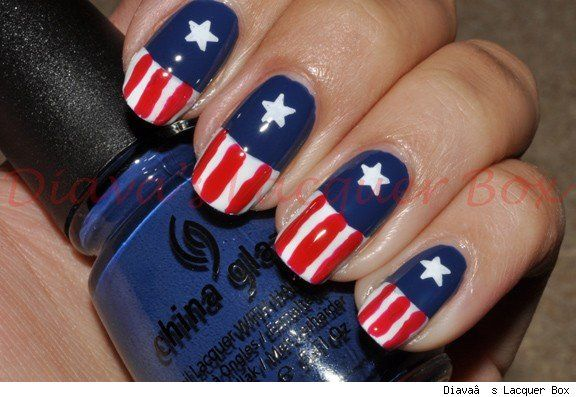 Perfect for the 4th ....