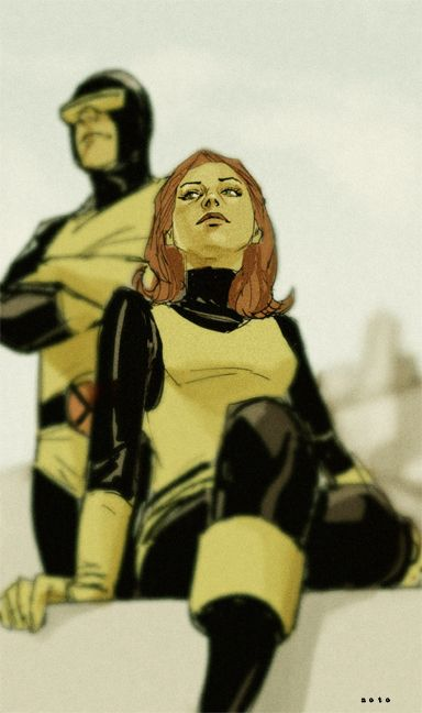 Redd and Slim, 1968 ~ art by Phil Noto