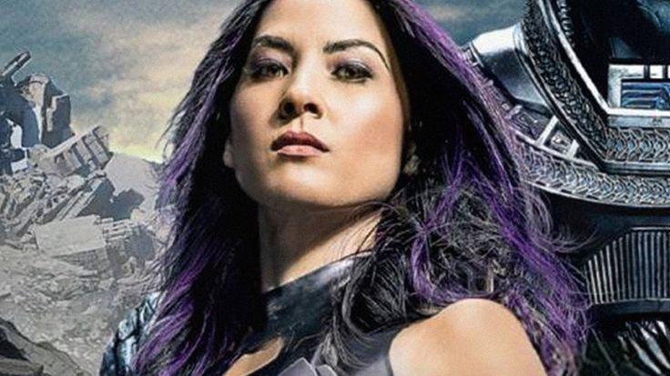 Olivia Munn on Psylocke's Future After X-Men: Apocalypse...: Olivia Munn on Psylocke's Future After X-Men: Apocalypse and Why… #OliviaMunn