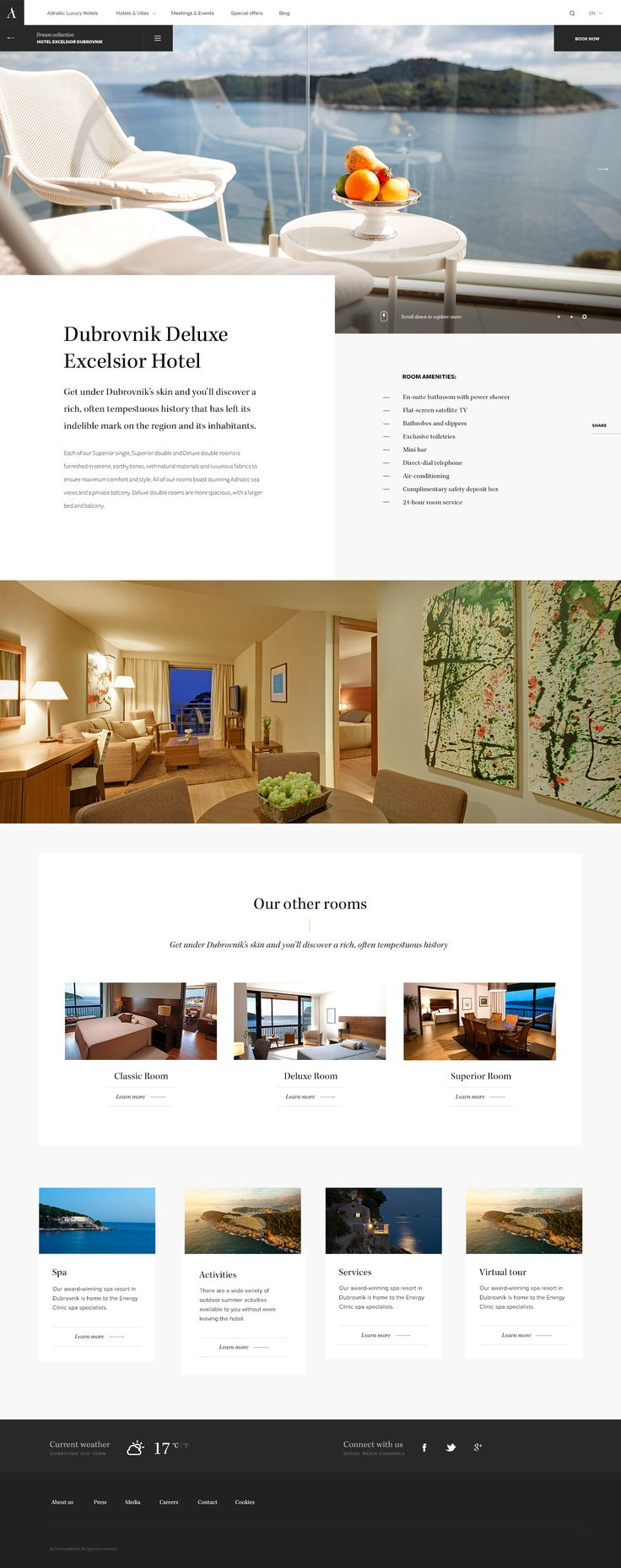 Adriatic Luxury Hotels web Hrvoje Grubisic