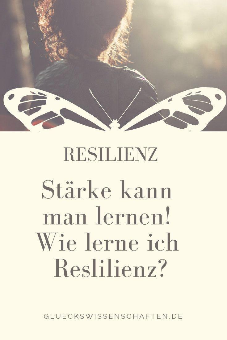 Wie kann ich mit Resilienz besser leben?