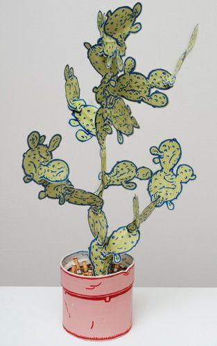 paper plants by Taylor McKimens