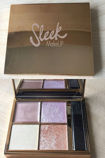 The Beauty Blogger: Sleek Solstice Highlight Palette