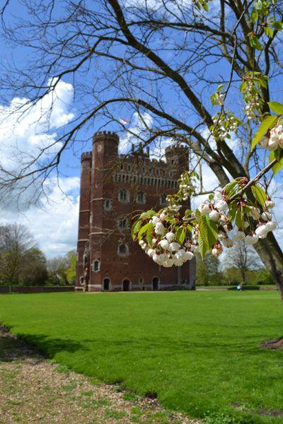 Tatershall Castle Lincolnshire, England