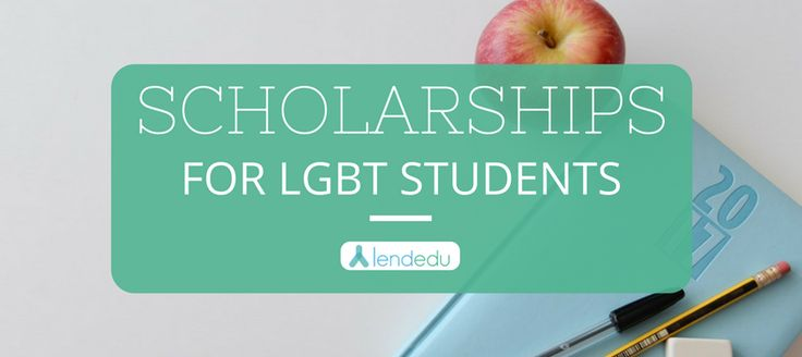 The following list outlines information for a few of the available LGBT scholarships and where to go to apply for them if you are in need of financial help.
