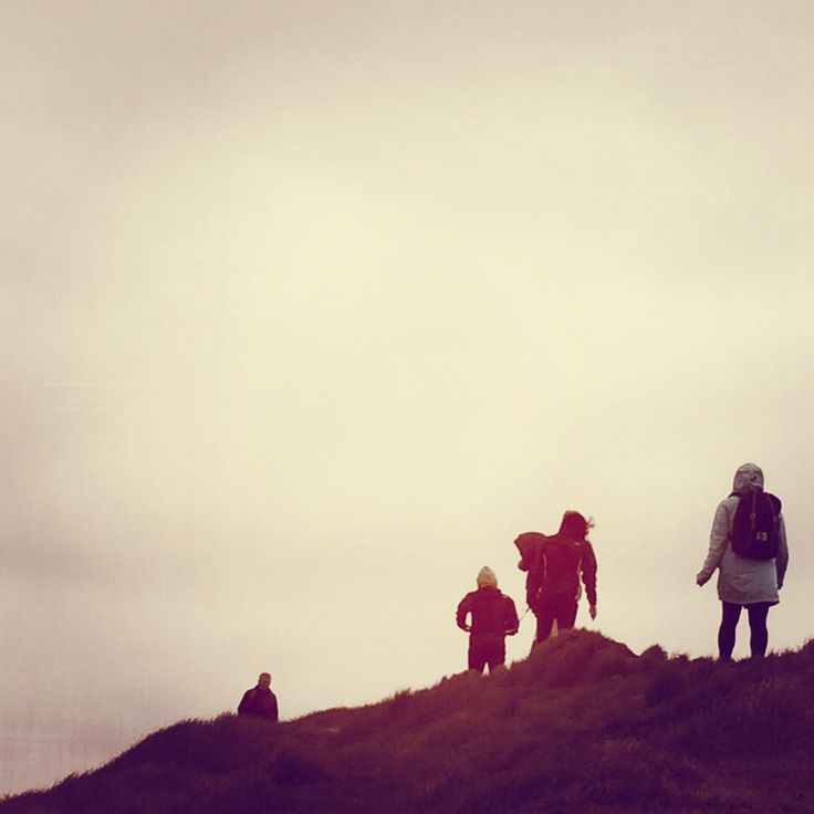 Hiking -Cliffs of Moher, Ireland