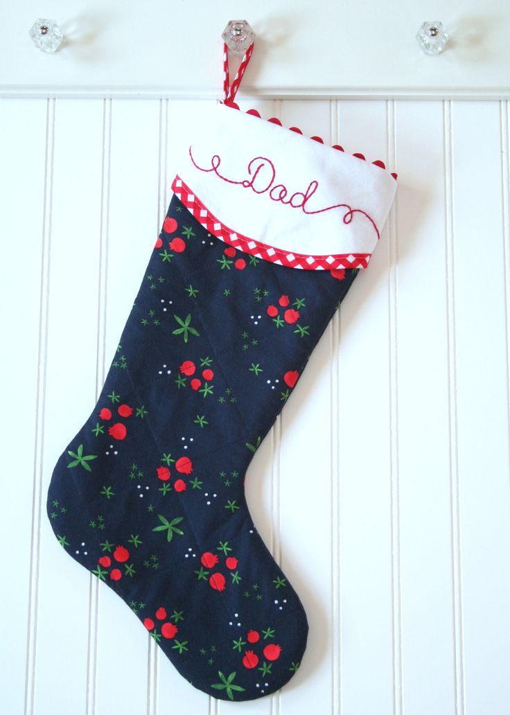 Best 25+ Monogrammed christmas stockings ideas on ...
