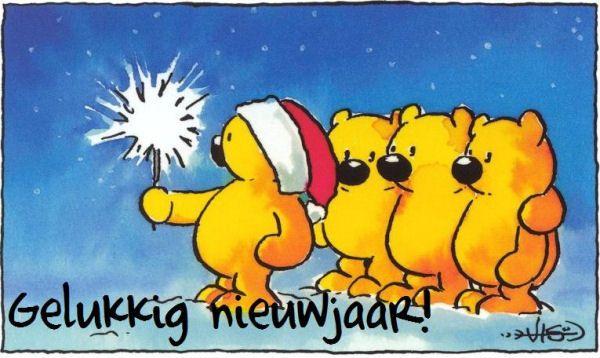 Boldog új évet! :)