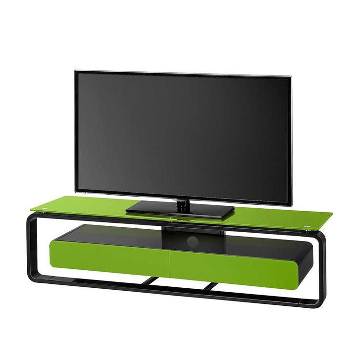 best 25+ tv lowboard schwarz ideas on pinterest - Wohnzimmer Schwarz Grn
