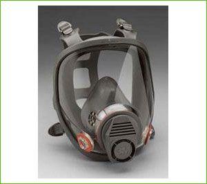 Spray Foam Insulation Breathing Apparatus