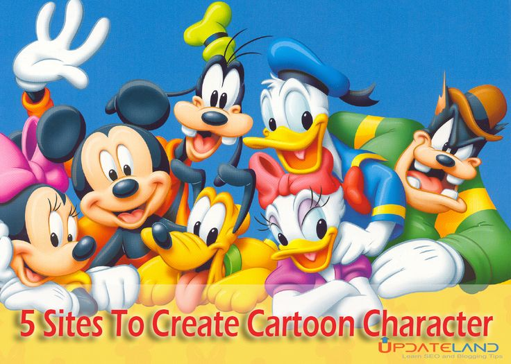 Create a cartoon character of yourself - Here is a list of top 5 websites to turn yourself into a cartoon. Convert your images into cartoon quickly.