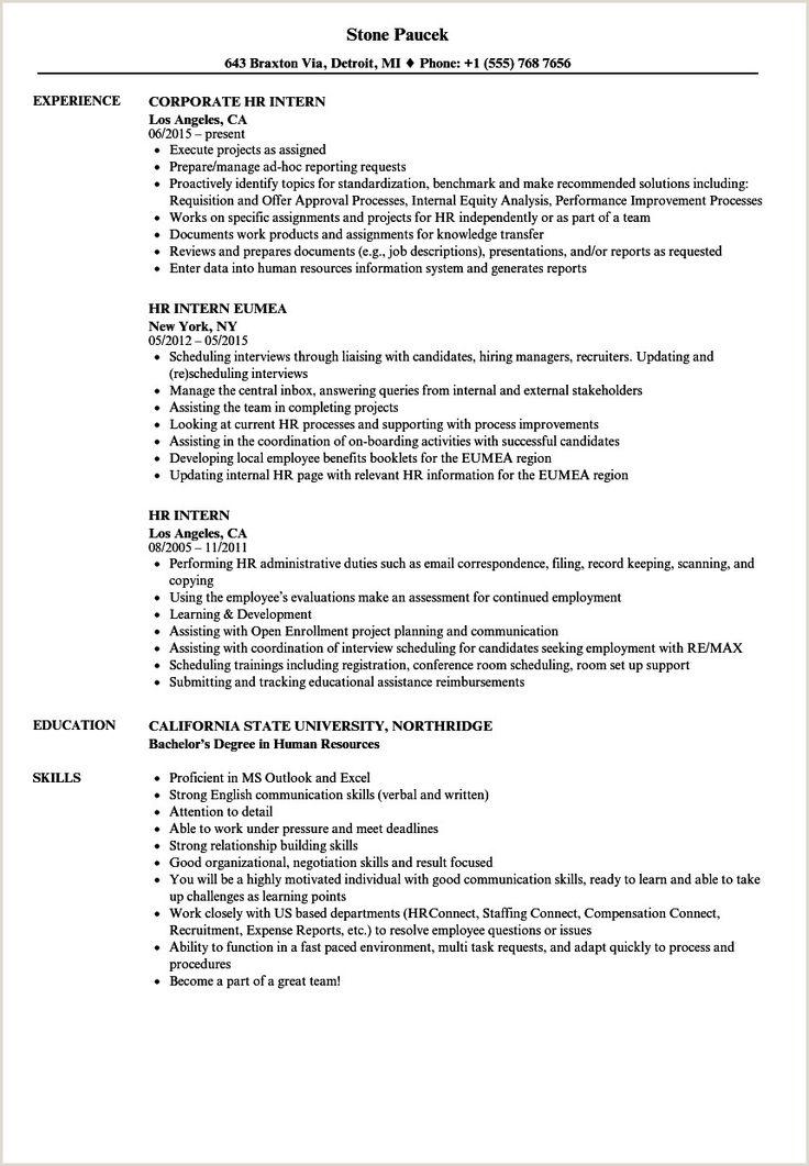 Cv format for Job Application In Kenya Cv format for Job