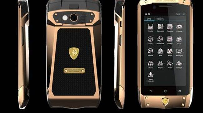 Lamborghini 88 Tauri Ponsel Mewah Sekelas Mobil