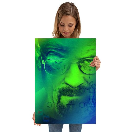 Grab your Xmas gifts - Use code: XMAS.  Buy 3-4 get 15% OFF   5+ 25% OFF. Breaking Bad Poster. #seriesposter #walterwhite #heisenberg #iamthedanger #breakingbad #breakingbadposter #tv #tvseries #gifts #homedecor #homegifts #sales #save #39;s #family #home #art #pinterest #posters #giftsforher #giftsforhim #shopping #online #displate #39 #style #xmasgifts #christmasgifts