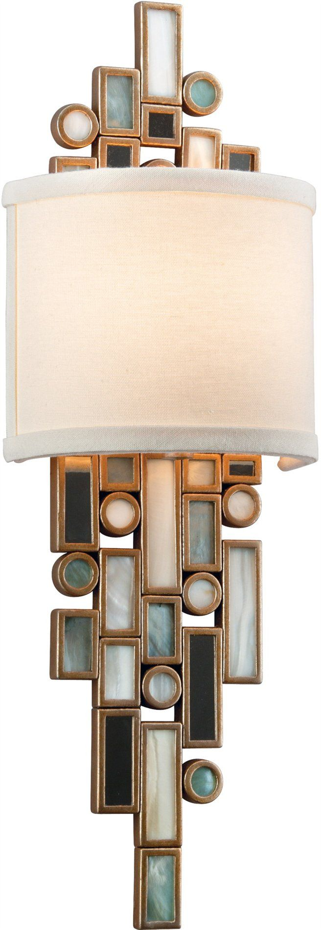 South Shore Decorating: Corbett Lighting 150-11 Dolcetti Transitional Wall Sconce CB-150-11