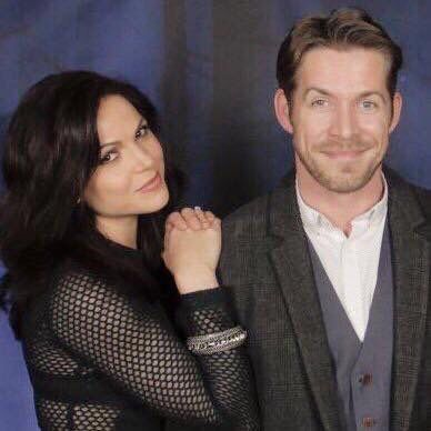Awesome Lana and Sean #OnceConVan2016 #Vancouver BC #Canada Sunday 3-6-16