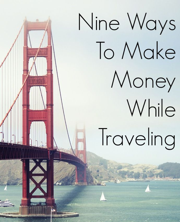Recently, I published the article 5 Tips For Managing a Job And Working On The Road. Today, we will be talking about the many different ways you can make money while traveling. I love being able to travel and work. … Continue reading →