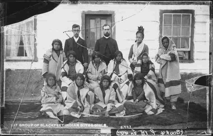 Blackfoot Group 43