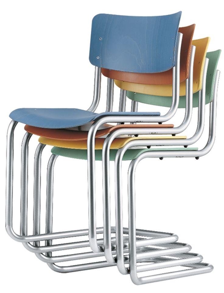 25 best ideas about mart stam on pinterest bauhaus for Bauhaus design stoelen