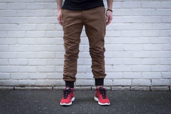 KITH Mercer Pants – Umber