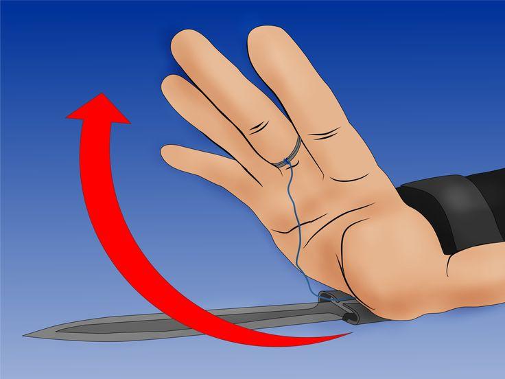 How to Make a Hidden Blade -- via wikiHow.com
