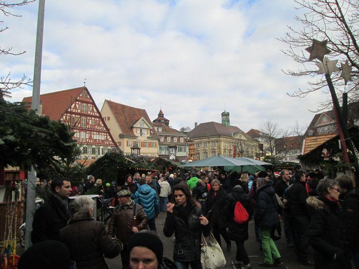 Esslinger Weihnachtsmarkt...