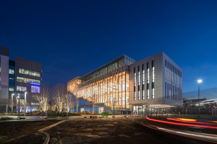 BSkyB Believe In Better Building - Wood Awards