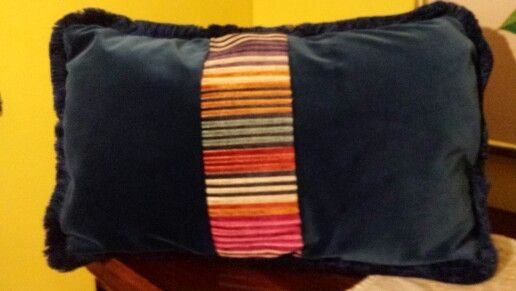 DIY cuscino