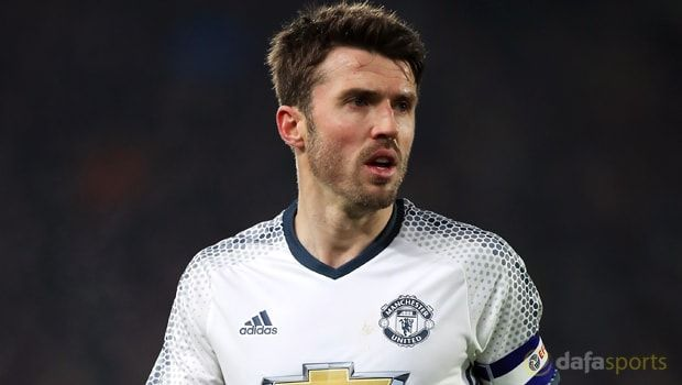 Manchester United boss Jose Mourinho has hinted veteran midfielder Michael Carrick could leave the club at the end of the season.