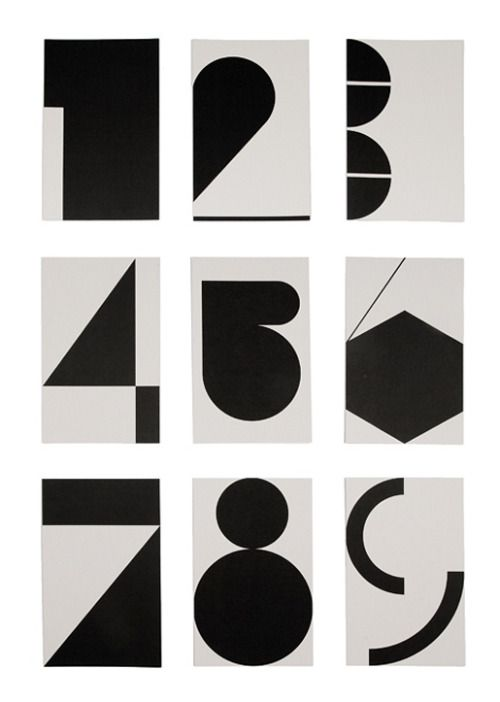 ritadesigndays | geometric type