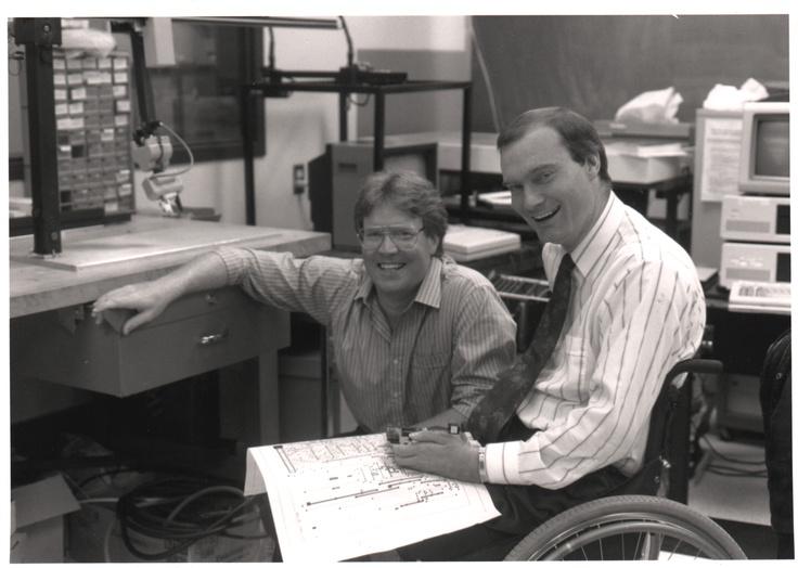 Executive Director, Gary Birch.  www.neilsquire.ca