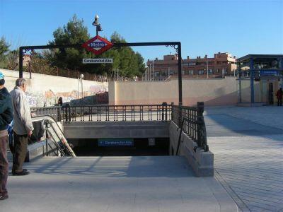 Estacion Carabanchel Alto