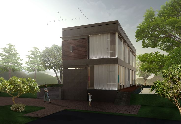 MRS. RANI'S RESIDENTIAL, BY : AASDA ARCHITECTS #architecture