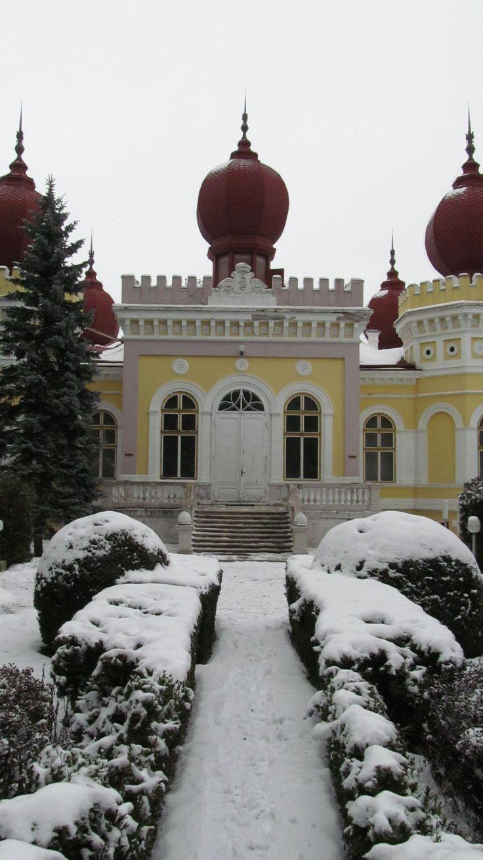 Castelul Bethlen, Arcalia, Bistrita-Nasaud